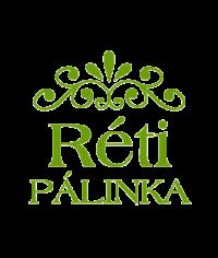 Réti Pálinka logó zöld