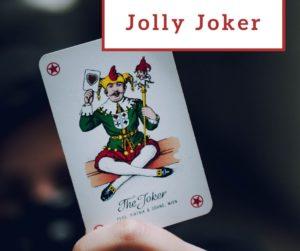 Jolly Joker Irsai Olivér