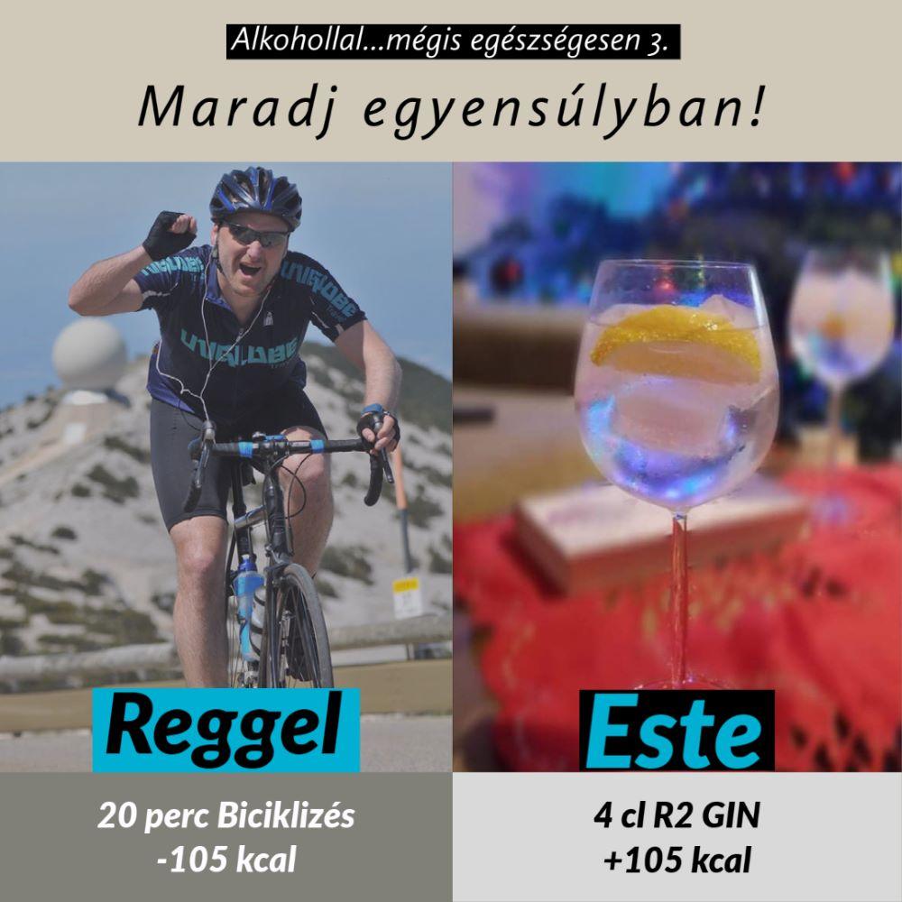 Maradj egyensúlyban: alkohol és sport