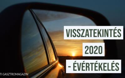 Visszatekintés 2020-ra – Évértékelő