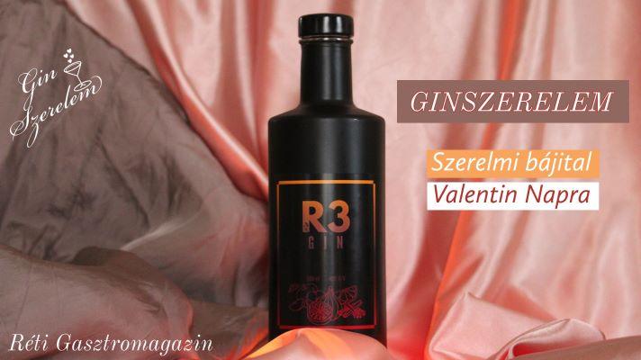 GINSZERELEM: Szerelmi bájital Valentin Napra