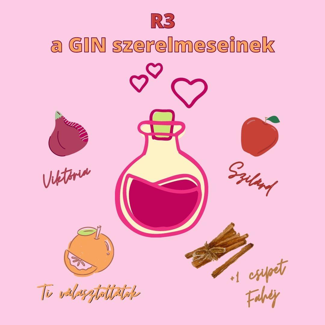 Szerelmi bájital: R3, a téli GIN