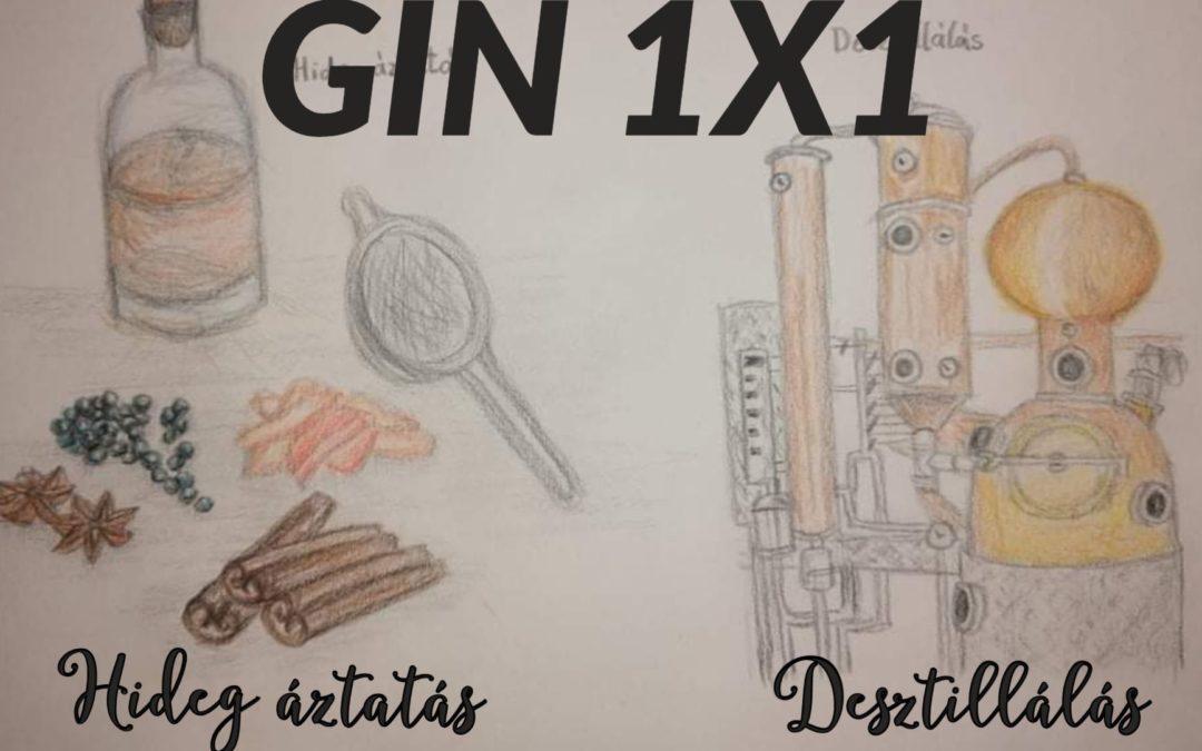 GIN 1X1 Mi a gin? Hogy készül?