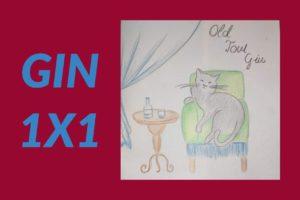 GIN 1X1 Old Tom Gin, a macskás sztori