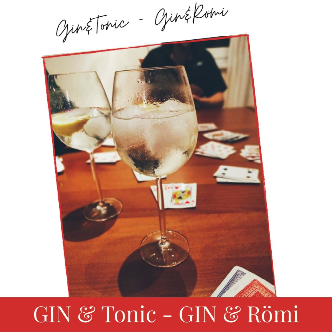 Kártyaparti Réti Ginnel
