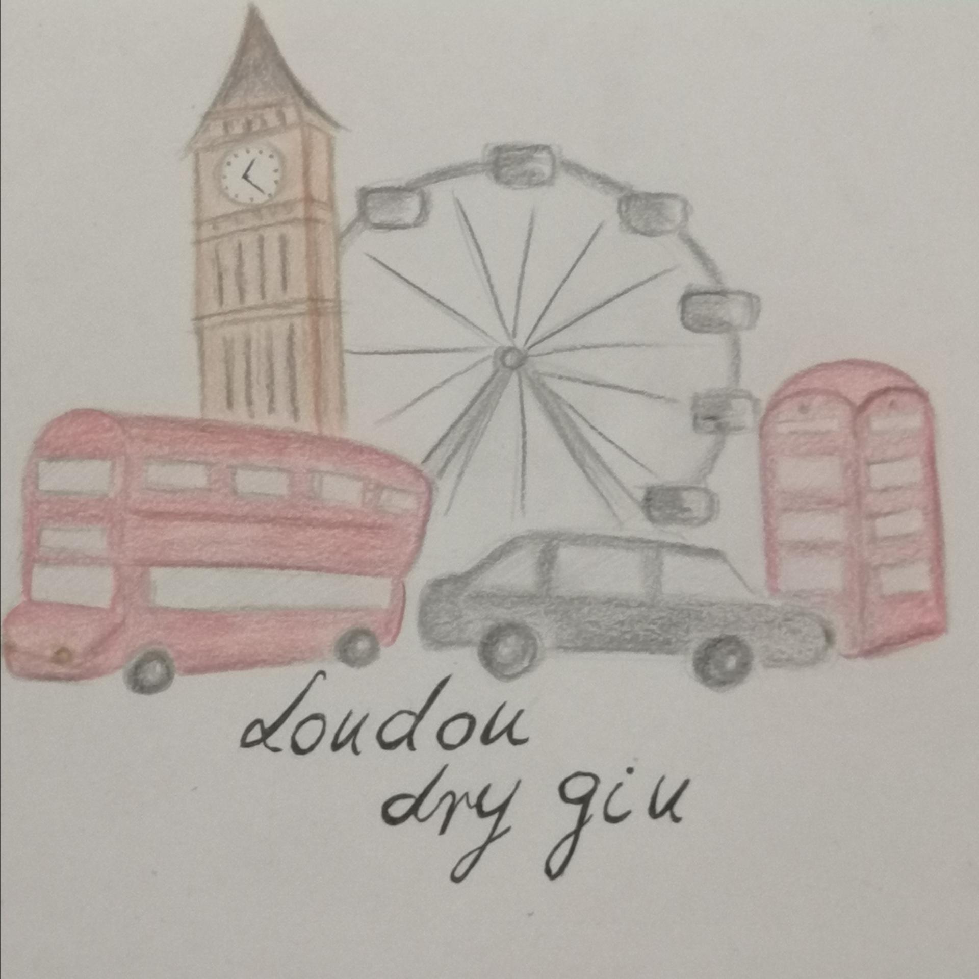 London jelképei: London Dry Gin