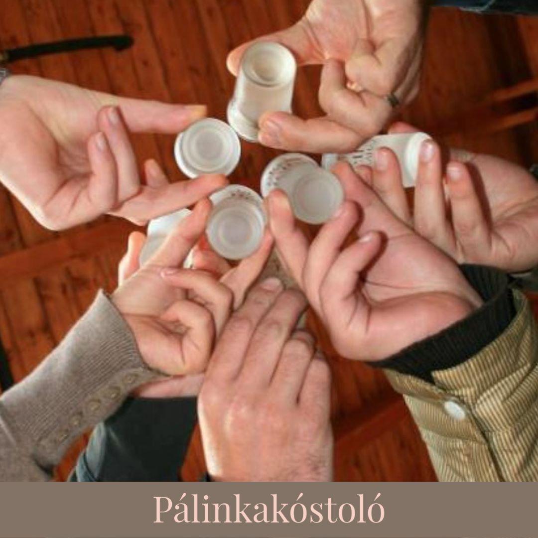 Pálinkakóstoló a Réti Pálinkákból
