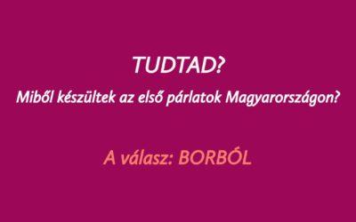 Tudtad? – Miből készültek az első párlatok Magyarországon?