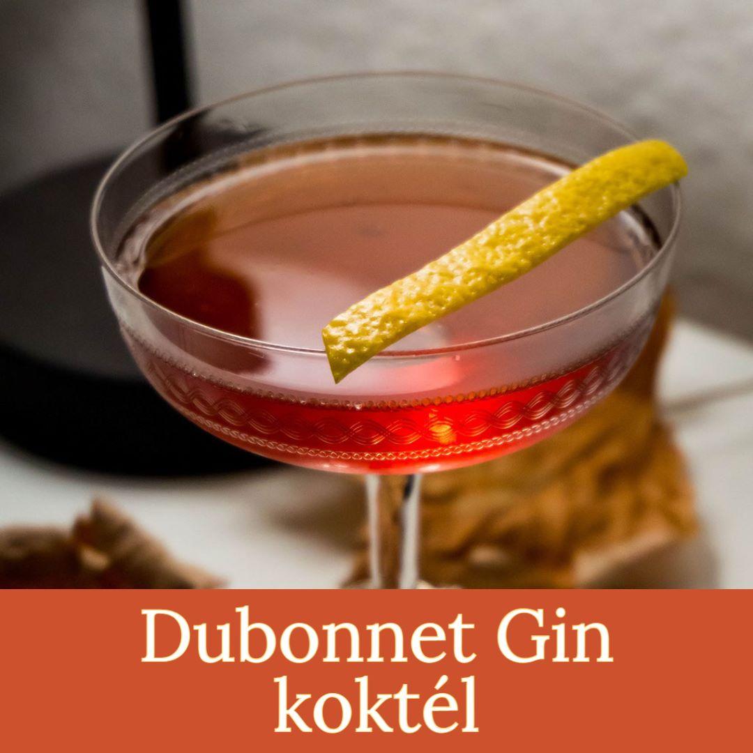 Dubonnet gin koktél, Erzsébet királynő kedvence