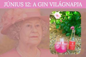 Június 12, a Gin Világnapja