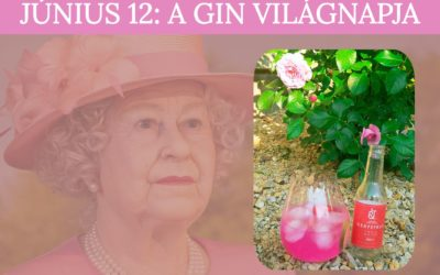 Június 12: A Gin Világnapja