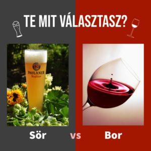Élet a pálinkán kívül sör vagy bor