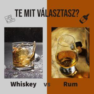 Élet a pálinkán kívül whiskey vagy rum